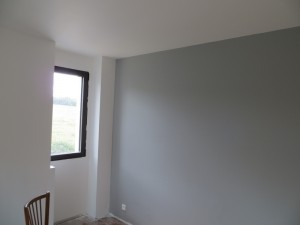 INTERIEUR GRIS DECORAVAL PEINTRE BREST